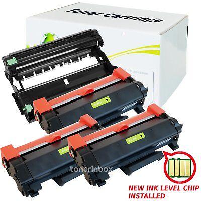 Blk Compatible Drum - DR730 Drum TN760 TN730 Toner For Brother HL-L2350DW HL-L2370DW MFC-L2710DW