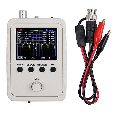 2.4 Dso Fniris Pro Digital Lcd Display Oscilloscope Assembled With Case