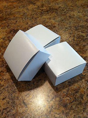 Wholesale 50pc Glossy Gift Box 4x4x2 Candy Buffet Candles Jewelry Novelties