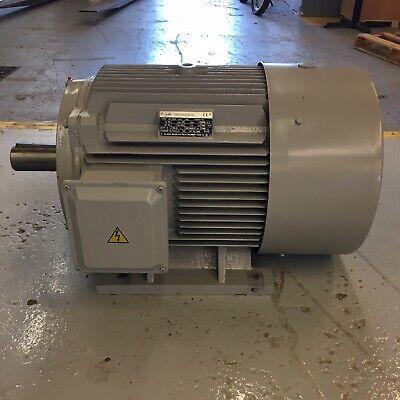 Industrial Electric Motor Three Phase 100hp 460v High Efficency 94.5