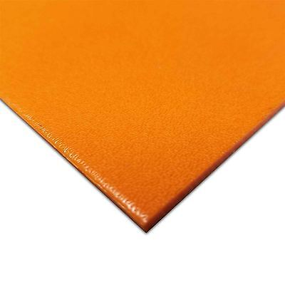 Hdpe High Density Polyethylene Sheet 18 X 24 X 48 Safety Orange