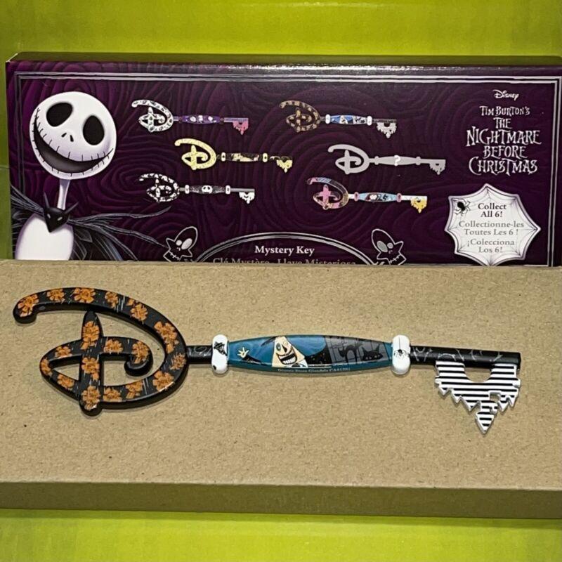 Disney Store Nightmare Before Christmas Mystery Key - Mayor