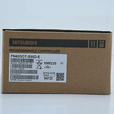 Dhl New In Box Mitsubishi F940got-swd-e Hmi Display Screen F940gotswde