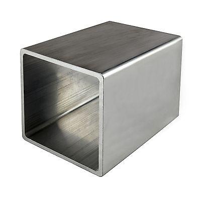 8020 Inc Mill Finish Aluminum 3 X 3 Square Tube Part 8126 X 24 Long N
