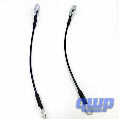 Pair(2) Tailgate Cable Rear For 94-02 Dodge Ram 1500 2500 3500 Pickup 55345124AB