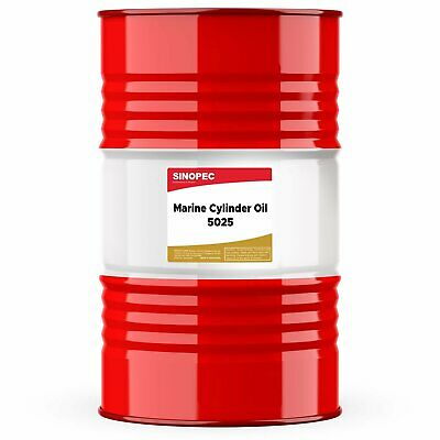 Sinopec Marine Cylinder Oil 5025 - 55 Gallon Drum