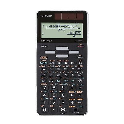Sharp EL-W506T  -  Nachfolgemodell vom EL-W506X