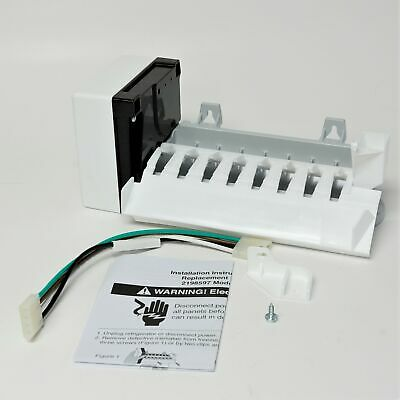 Supco RIM597 Replacement for Whirlpool 2198597  8 Cube Icemaker