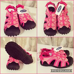 BRAND NEW toddler girl's sandals from Old Navy || Size 10
