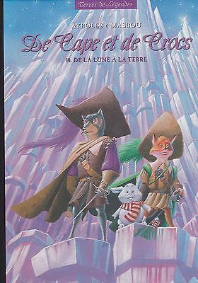 AYROLES MASBOU DE CAPE ET DE CROCS T.10  TIRAGE DE TETE