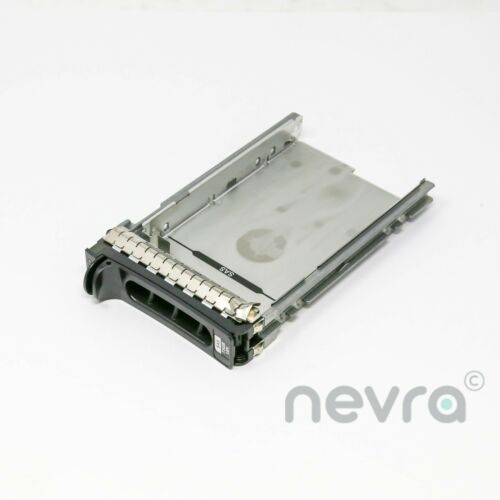 "Dell MF666 SAS SATA Hot Swap Hard Drive Tray Caddy 3.5""  PowerVault/PowerEdge"