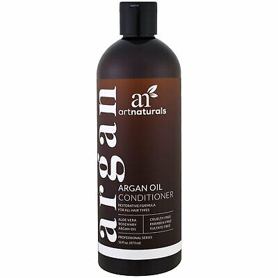 Art Naturals Organic Argan Oil Duo Shampoo and Conditioner