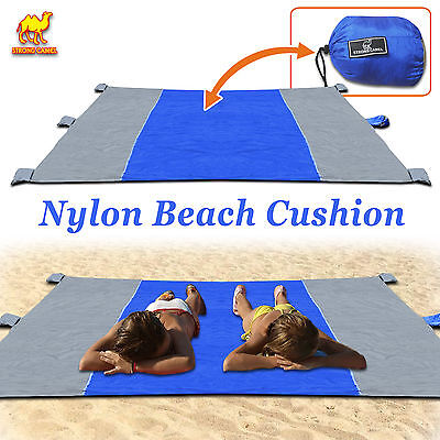 Camping & Hiking Sports & Entertainment Punctual 1.4m*2m Sand Free Beach Mat Blanket Sand Proof Magic Sandless Outdoor Blanket Portable Picnic Mat New Wide Varieties