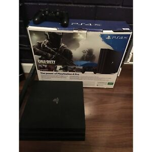 PS4 pro 1TB - NEEDS TO GO Endeavour Hills Casey Area Preview