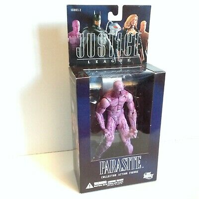 PARASITE ALEX ROSS JUSTICE LEAGUE ACTION FIGURE DC DIRECT SERIES 2 2005