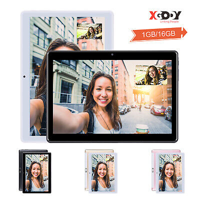 XGODY 10.1 INCH ANDROID 3G PHABLET DUAL SIM 4-CORE UNLOCKED WIFI GPS TABLET PC