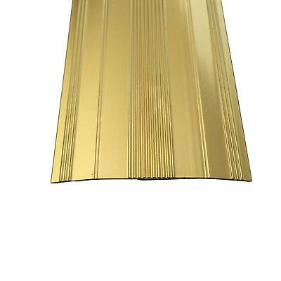 Extra Wide Cover Strip Carpet Metal Door Bar Trim