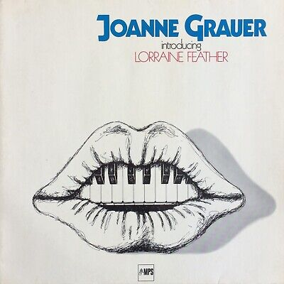 Joanne Grauer introducing Lorraine Feather 1978 MPS Records BRAZIL BOSSA JAZZ LP