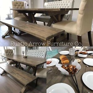 Handcrafted Rustic Furniture