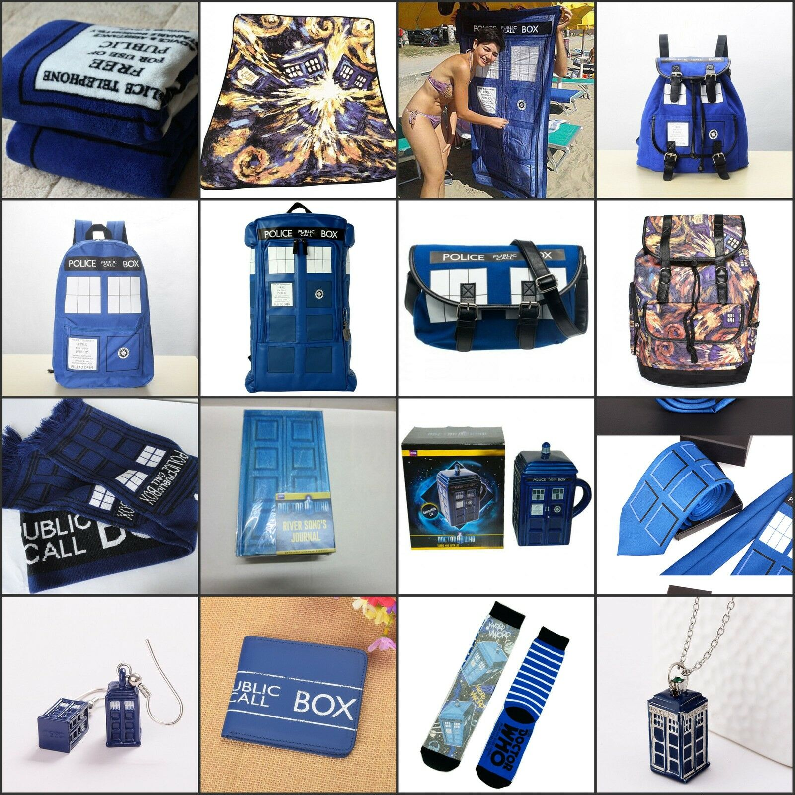 hot!Dr. Doctor who the mystery surrounding blanket cup backpack socks tie wallet