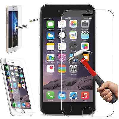 "For Apple 4.7"" iPhone 6 / 6S Premium Slim Tempered Glass Film Screen Protector"