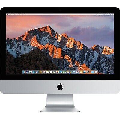 "Apple 2017 21.5"" iMac Retina 4K Model A1418 3.6GHz i5 Core 1TB +APPLE CARE 9/20"