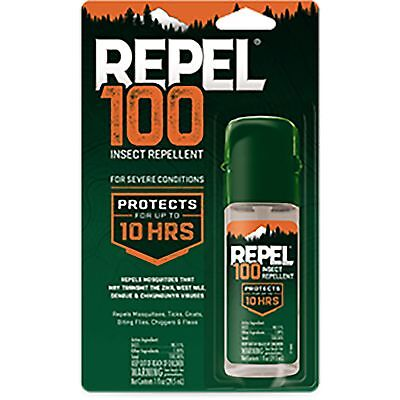 Repel 100 Insect Repellent Pump Spray 1oz Repels Mosquito Tick Chigger Gnat Insect Repelling Pump Spray