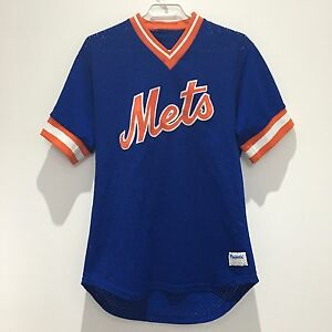 VTG Majestic New York Mets Batting Practice Jersey