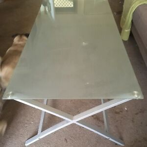 Glass Top Coffee Table Macquarie Belconnen Area Preview
