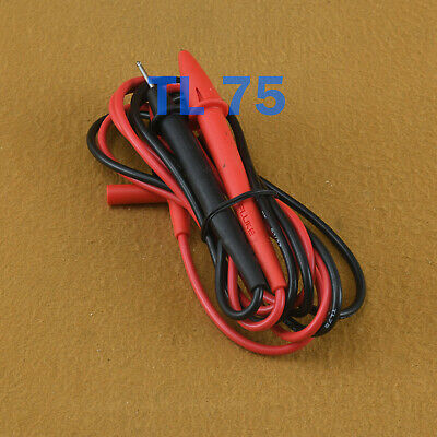 1pc New Tl75 Hard Point Test Lead Set For Multimeter For Fluke 15b 17b 312 316