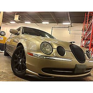 2001 Jaguar S-Type 3.0 Safetied and E-Tested