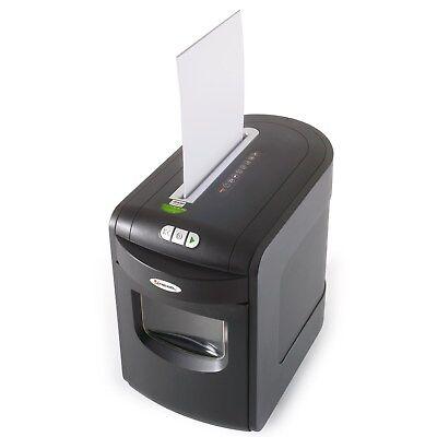 Rexel Mercury Rex1023 Paper Shredder Confetti Cut Executive Deskside Shredder