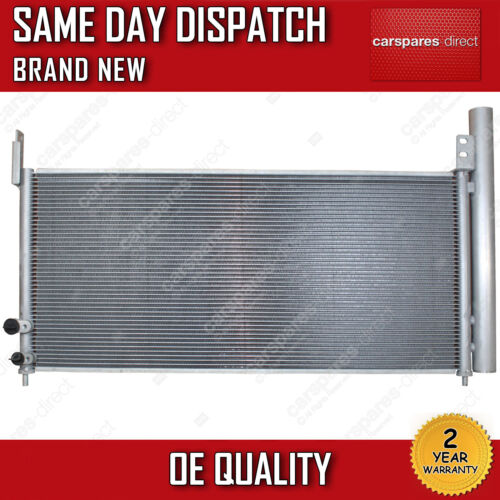 LEXUS CT 200h 1.8 2010>ON AC CONDENSER/RADIATOR 2 YEAR WARRANTY *BRAND NEW*