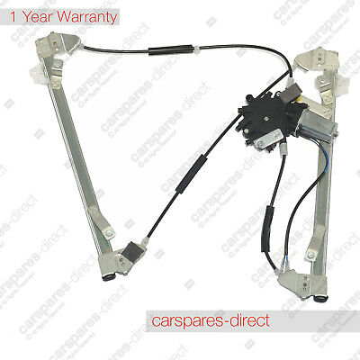 FRONT RIGHT WINDOW REGULATOR FOR VAUXHALL CORSA D 2006>ON BRAND NEW