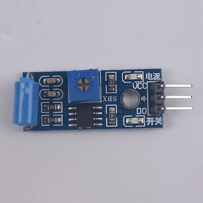3.3-5v Sw-420 Motion Tilt Sensor Vibration Switch Alarm Module For Arduino