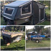 2008 heavy duty offroad camper trailer Binningup Harvey Area Preview