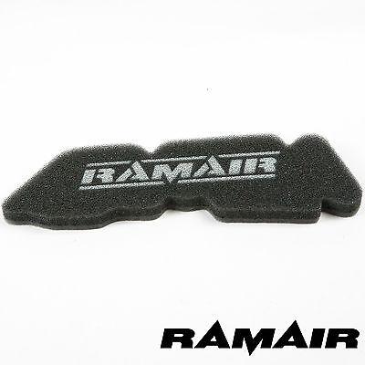 RAMAIR Performance Panel Air Filter Race Foam for Piaggio ZIP 50 2T 2000