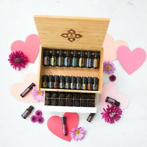 dōTERRA Bamboo Box with Drawer