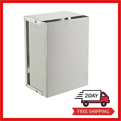 Bud Aluminum Electronics Enclosure Project Box Case Metal Small 7x5x3