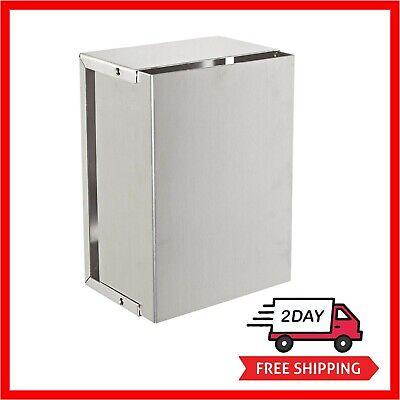 Bud Aluminum Electronics Enclosure Project Box Case Metal Small 7x5x3