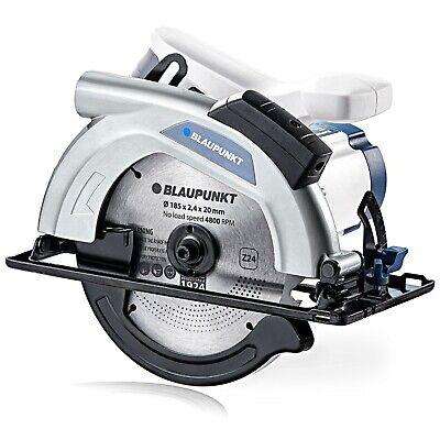 BLAUPUNKT Sierra circular eléctrica CZ3000 - 185 mm - 1300 W -...