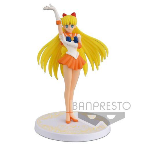 Banpresto Sailor Moon Anime Girls Memories Heroine Figure Sailor Venus BP35740