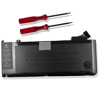 "63.5Wh New Battery A1322 for Apple Macbook Pro13"" 9.2 MD101LL/A MD102LL/A A1278  for sale  Shipping to India"