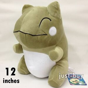 Pokemon Plush Substitute Elfuun Soft Toy Stuffed Animal Doll Teddy 12