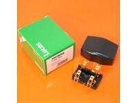 606253 for Triumph GT6 MGC Sprite 2 Way Fuse Box /& Cover 54038068 Lucas 4FJ