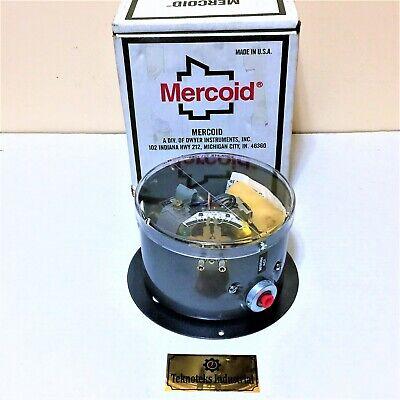 Mercoid Dpa-33-2-64 Pressure Switch