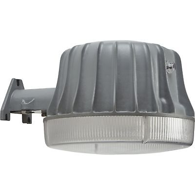 (First Alert LED Large Area Security Light-10,000Lumens, Dusk-to-Dawn Sensor,Gray)