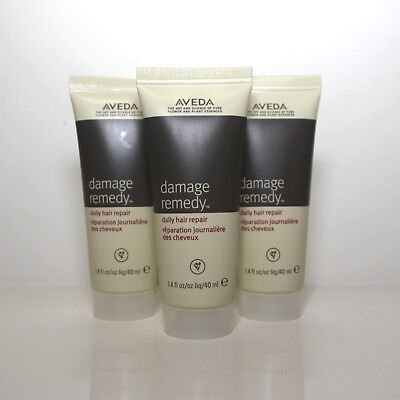 Aveda Damage Remedy Daily Hair Repair  85 Oz  3X  Pack Of 3