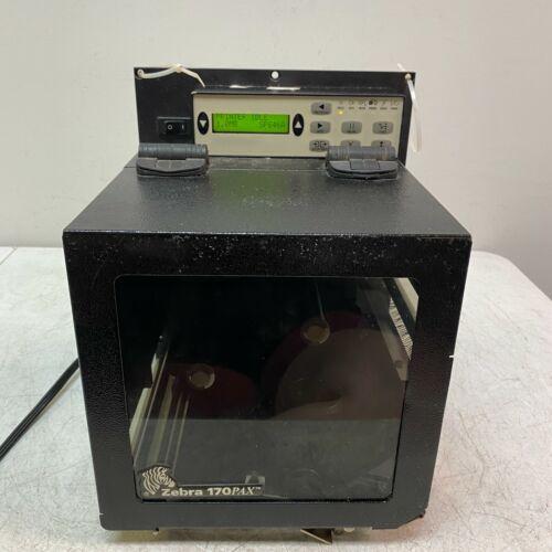 Zebra 170PAX 173-R01-00000 Thermal Transfer Label Printer 170 PAX TESTED