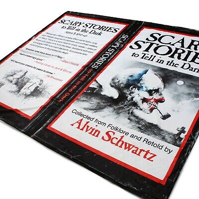 The Halloween Story (Scary Stories to Tell in the Dark Book Throw Blanket Creepy Co Halloween)